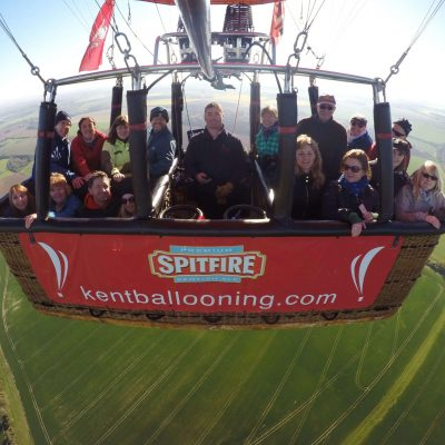 Kent Ballooning | Basket of 16