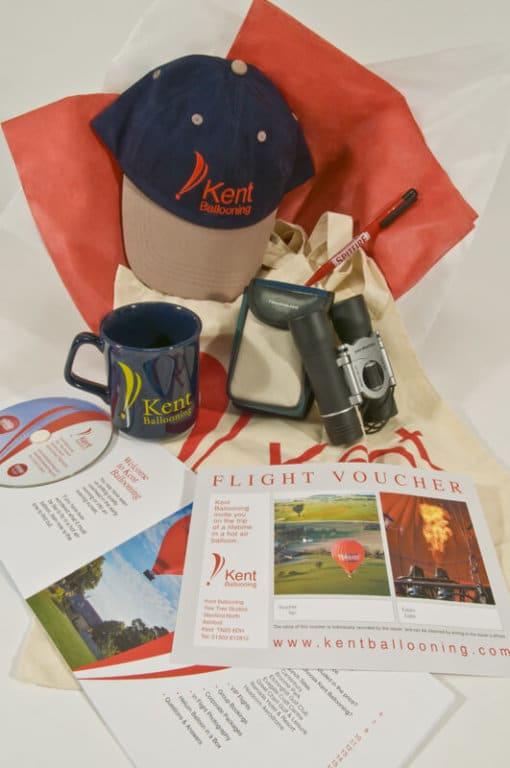 Kent Ballooning | Pre Flight Gift Pack