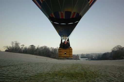 Kent Ballooning | VIP Flight