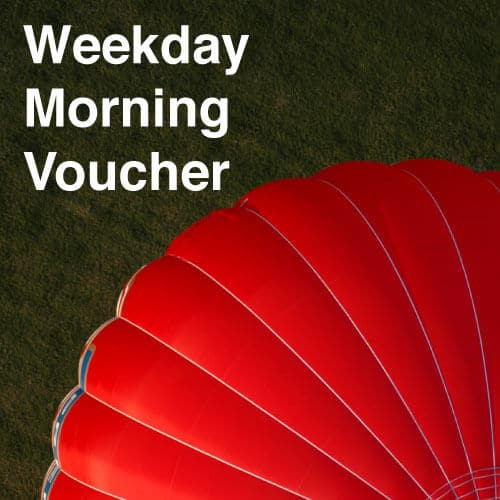 Kent Ballooning |Weekday Morning Voucher Image