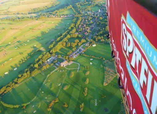 Kent Ballooning   Wing Walking