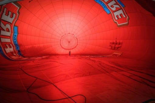 Kent Ballooning |Inside