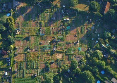 Kent Ballooning |Allotments
