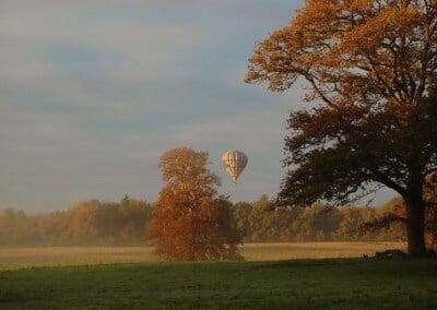 Kent Ballooning  VIP Landing