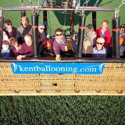 Kent Ballooning |Group Shot