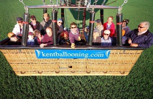 Kent Ballooning |Group Shot
