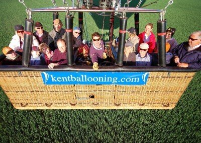 Kent Ballooning  Group Shot slider
