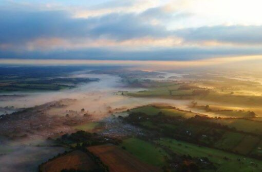 Kent Ballooning |Misty Mornings