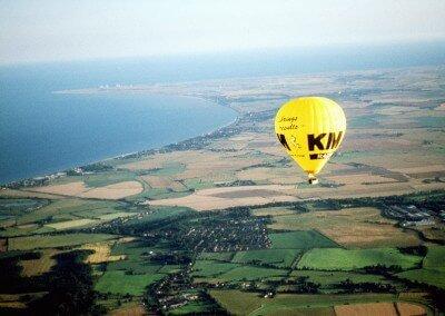 Kent Ballooning  KM Bay