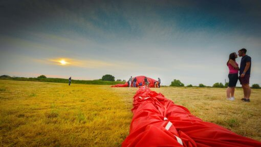 Kent Ballooning |Romance