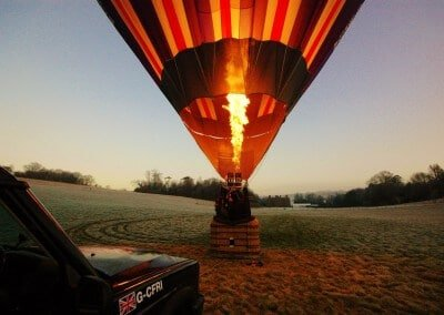Kent Ballooning |VIP Launch