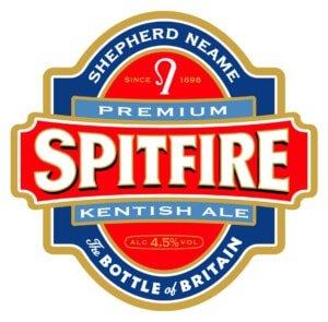 Kent Ballooning | Spitfire Logo