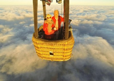 Kent Ballooning | VIP Above the Clouds