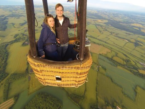 Kent Ballooning | VIP Couple