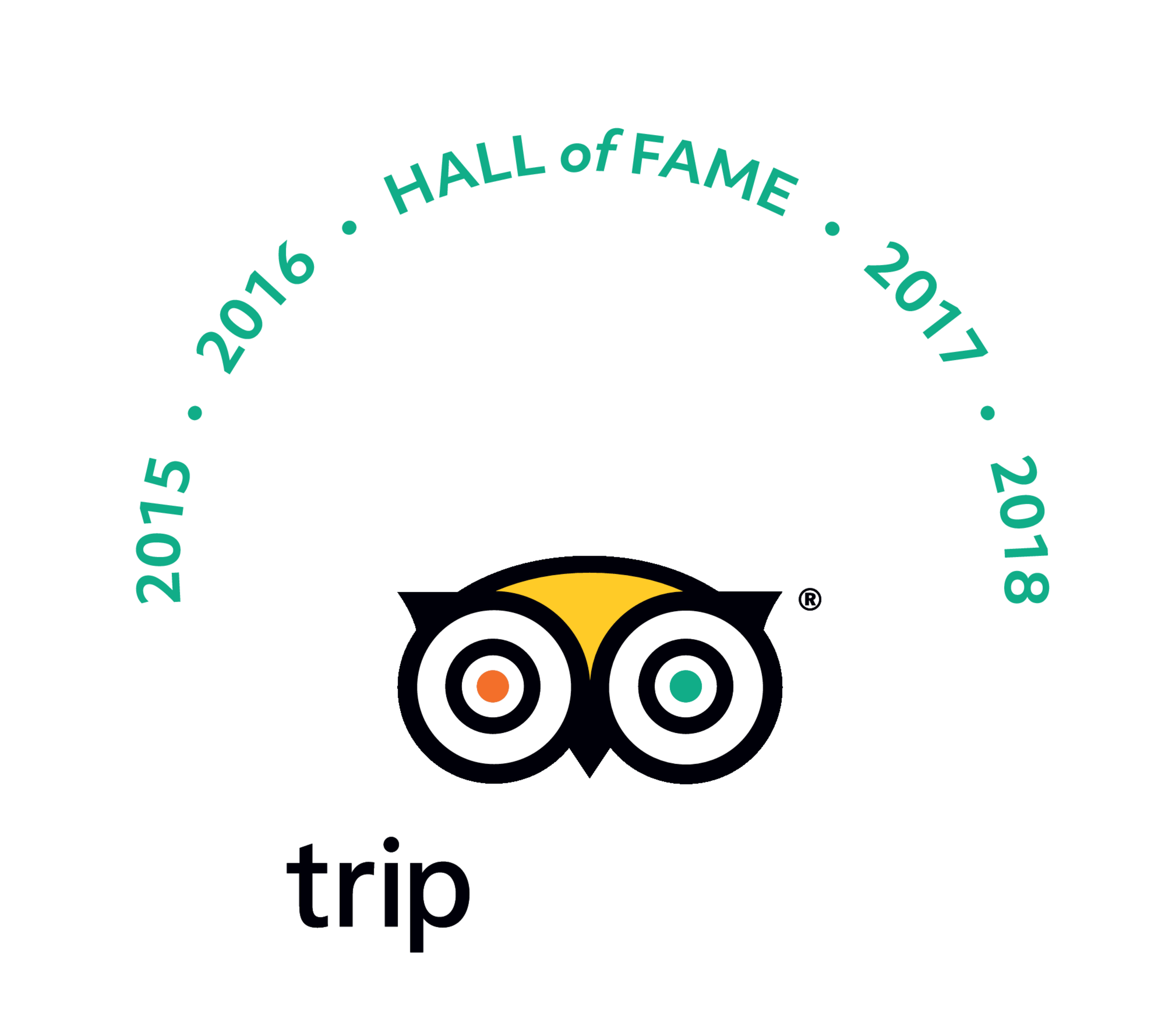 Kent Ballooning | Trip Advisor Hall of Fame 2019 Logo