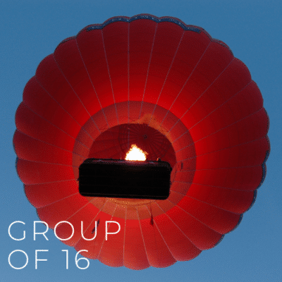 Kent Ballooning | Group of 16 Voucher