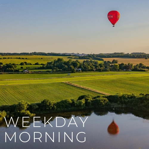 Kent Ballooning | Weekday Morning Voucher
